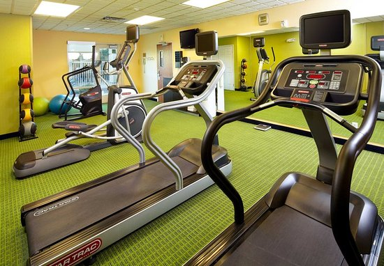 Fitness Center Ň�凰城fairfield Inn Amp Suites Phoenix Midtown