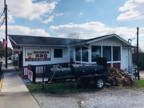 Amherst, VA: Boomer BBQ