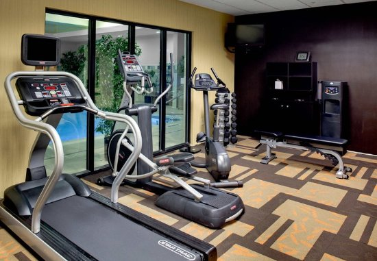 Courtyard High Point: Fitness Center