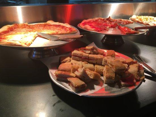 Clayton, Carolina del Norte: buffet
