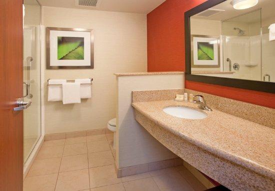 Courtyard Austin North/Parmer Lane: Guest Bathroom