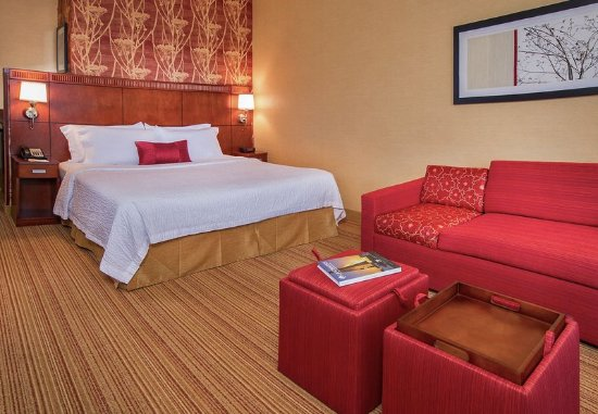 Annapolis Junction, MD: King Guest Room