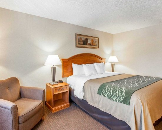 Bothell, WA: Guest room with sitting area