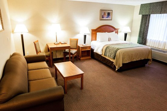 Bothell, WA: Guest room with three queen beds