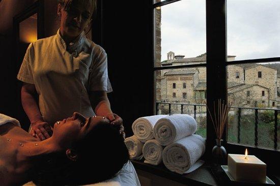 Castelnuovo Berardenga, Italy: SPA Treatment
