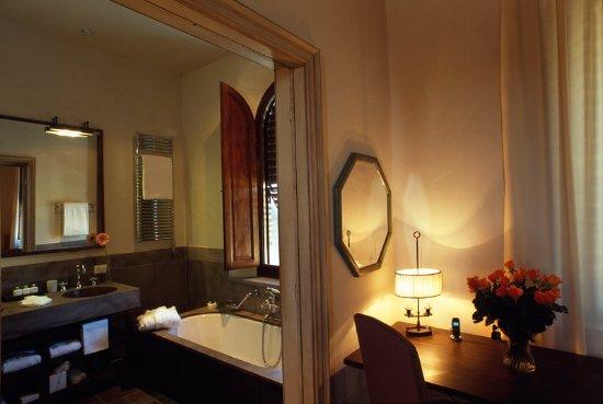 Castelnuovo Berardenga, Italy: Bathroom