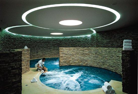 Castelnuovo Berardenga, Italy: SPA Infinity Pool