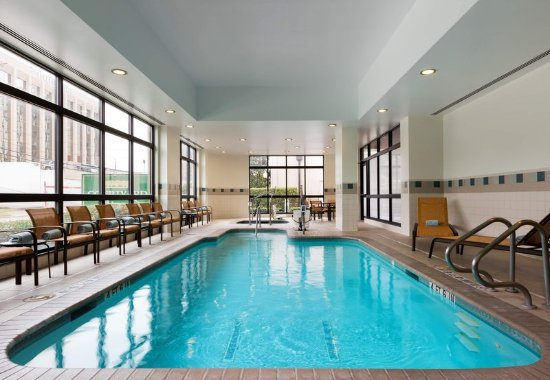 Indoor Pool Picture Of Courtyard Houston By The Galleria