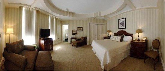 Greeneville, TN: Guest room