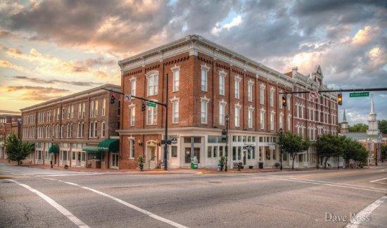 Greeneville, TN: Exterior