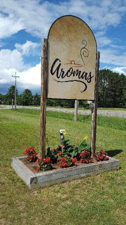Three Lakes, WI: Aromas