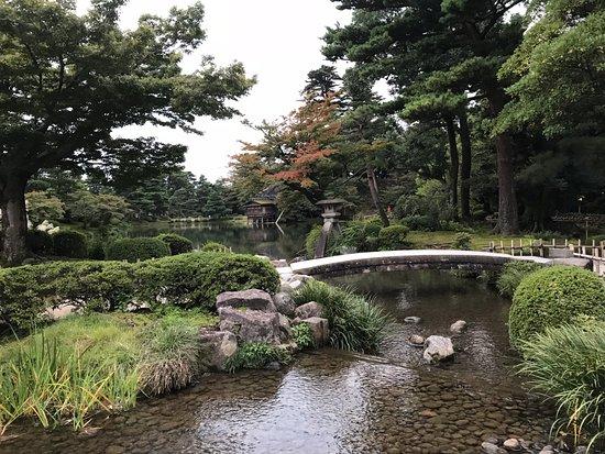 Foto de jard n kenrokuen kanazawa fossilized bamboo for Jardin kenrokuen