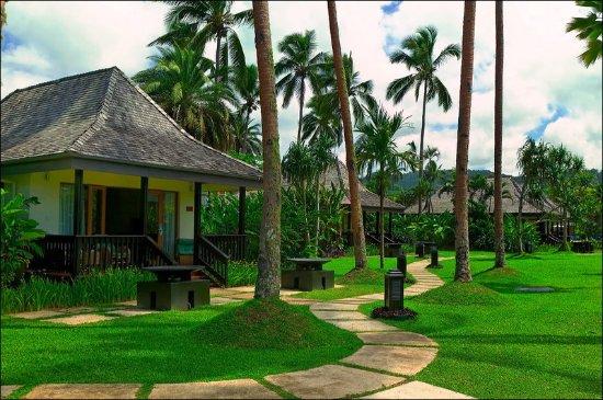 Naviti Resort: Exterior View