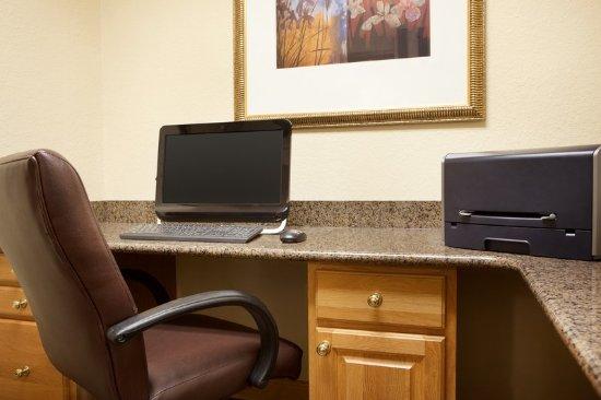 Country Inn & Suites By Carlson, Lexington: CISLXVABusiness Center