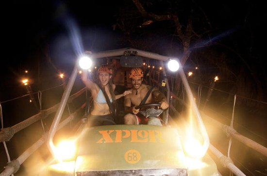 Cancun to Xplor Adventure Park...