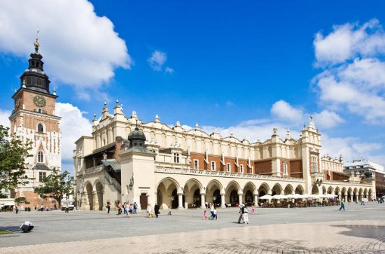 Krakow in a Day: 3-Hours City Tour by...