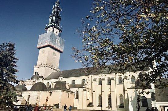 Black Madonna Monastery Czestochowa