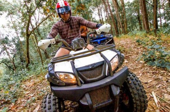 ATV Quad Bike Adventure en Chiang Mai