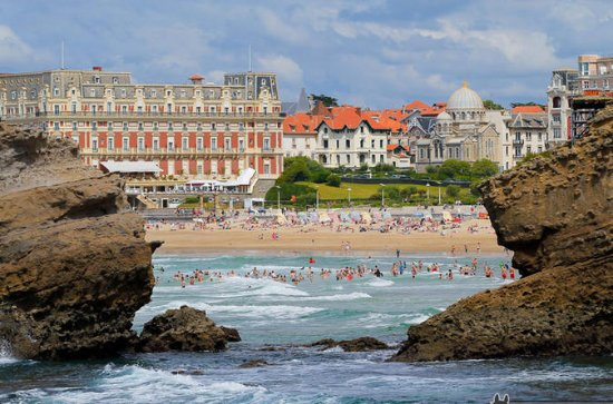 Biarritz and French Basque coast tour...