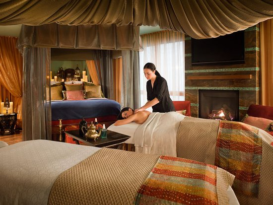 Paradise Valley, AZ: Grand Palace Suite in Room Massage