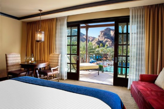 Paradise Valley, Αριζόνα: Grand Mountain View Room