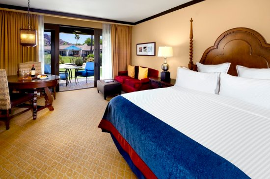Paradise Valley, Αριζόνα: Camelback Mountain View Room