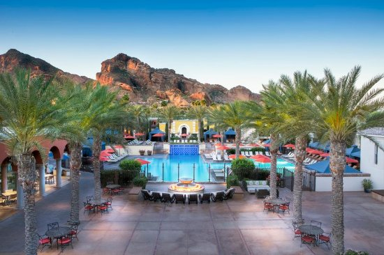 Paradise Valley, Αριζόνα: Omni Scottsdale Resort & Spa at Montelucia