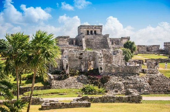 TULUM AND CENOTE TOUR FROM PLAYA DEL