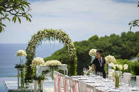 Banyan Tree Ungasan, Bali: Affinity Wedding Ceremony