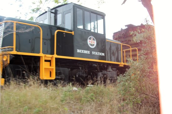 Rush, NY: R G& E Railroad Stock