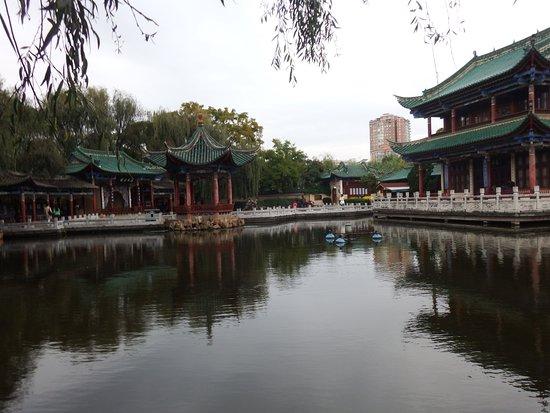 Green Lake (Cui Hu) : Green Lake Park