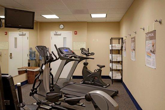 Lathrop, Californien: Fitness Room