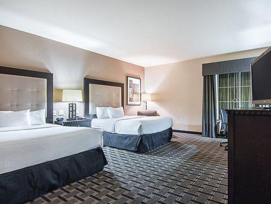Mount Pleasant, TX: Guest Room