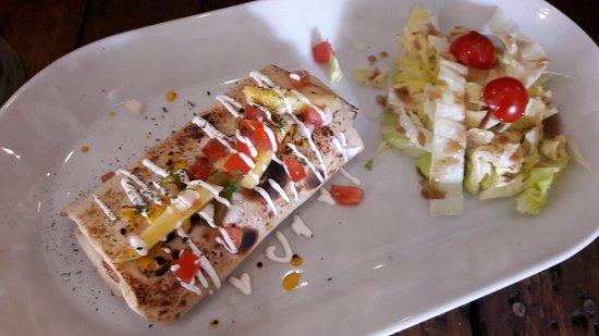 화성 전원에 위치한 빈티지 스타일 레스토랑 피자와 멕시코 쉐프님이 요리하는 멕시코 요리