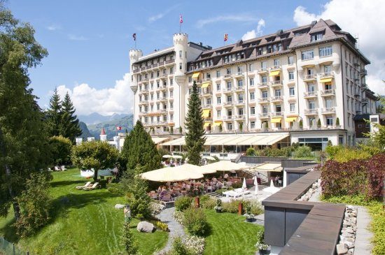 Gstaad Palace Hotel - UPDATED 2017 Prices & Reviews ...