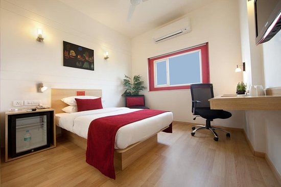 Red Fox Hotel East Delhi: Guest Room