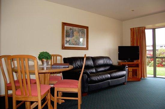 Timaru, Νέα Ζηλανδία: Two Bedroom Unit