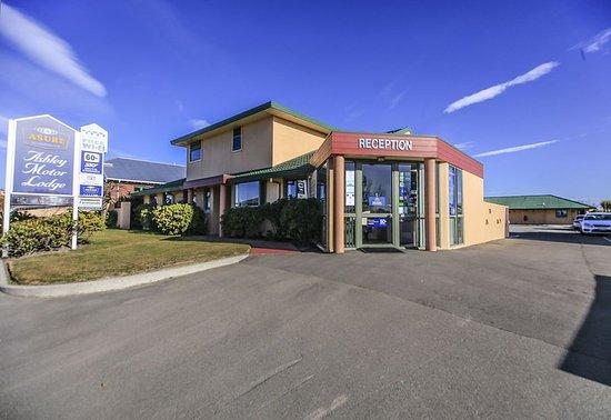 Timaru, Νέα Ζηλανδία: ASURE Ashley Motor Lodge