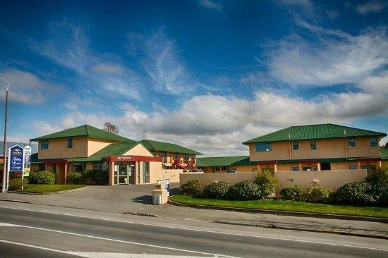 Timaru, Nueva Zelanda: ASURE Ashley Motor Lodge