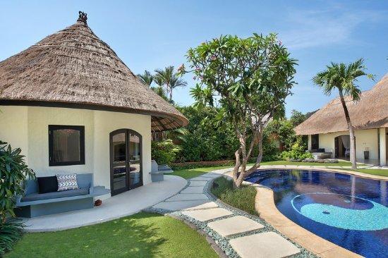 Impiana Private Villas Seminyak : Bedrrom Villa