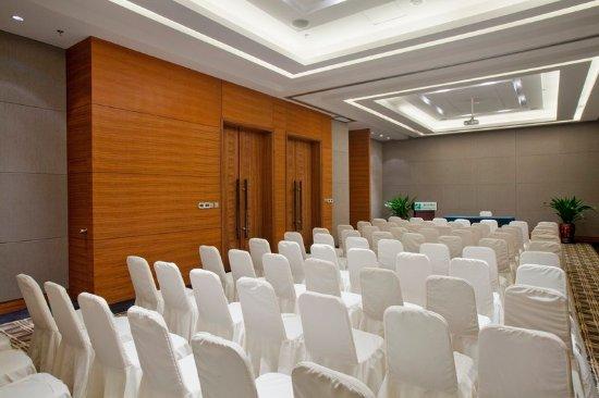 Mudanjiang, China: Meeting Room