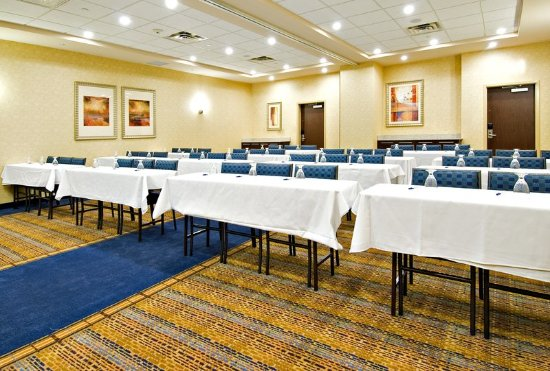 Holiday Inn Express Hotel & Suites Riverport: Meeting Room one of 3 to choose from