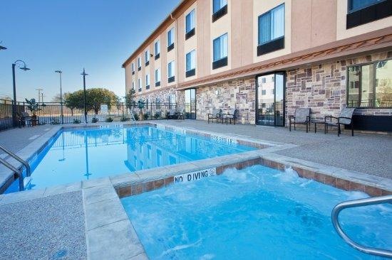 Mineral Wells, TX: Swimming Pool