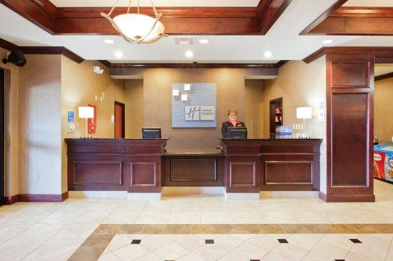 Mineral Wells, TX: Hotel Lobby-Near Jacksboro Texas