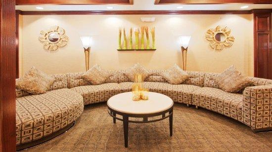 Mineral Wells, TX: Hotel Lobby