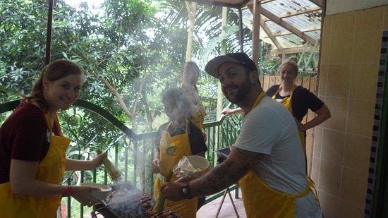 LaZat Malaysian Cooking Class: Satay!