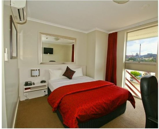 Mount Isa, ออสเตรเลีย: Guest room