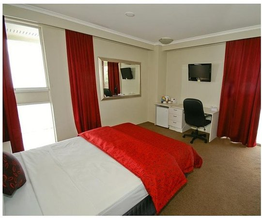 Mount Isa, Australien: Guest room