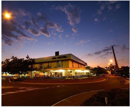 Mount Isa, Australia: Exterior view