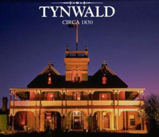 New Norfolk, Australien: Tynwald at dusk